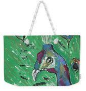 Splendor Is The Night Weekender Tote Bag