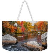 Splendor Of Fall Weekender Tote Bag