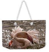 Splish Splash  Weekender Tote Bag