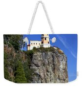 Split Rock 2 Weekender Tote Bag by Marty Koch