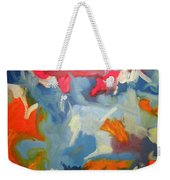 Split Second Weekender Tote Bag