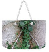 Split Tree Weekender Tote Bag