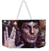 Spock Weekender Tote Bag
