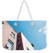 Spokane Brick Buildings 3 Weekender Tote Bag