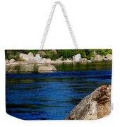 Spokane River Weekender Tote Bag