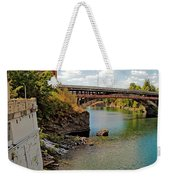 Spokane River Weekender Tote Bag
