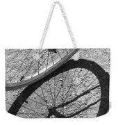 Spoke Shadows Weekender Tote Bag
