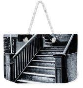 Spooky Grand Staircase Weekender Tote Bag