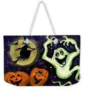Spooky Weekender Tote Bag