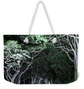 Spooky Trees Weekender Tote Bag