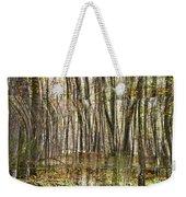 Spooky Woods Weekender Tote Bag