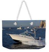 Sportfishing Boats - Cabo San Lucas Weekender Tote Bag