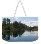 Union Gap Pond Weekender Tote Bag