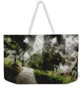 Spot Light On A Fight On A Lone Path Weekender Tote Bag