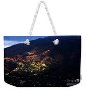 Spotlight From The Heavens Weekender Tote Bag