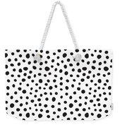 Spots Weekender Tote Bag