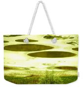 Spotted Lake Weekender Tote Bag