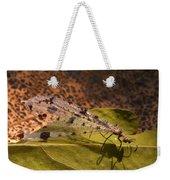 Spotted Mayfly Weekender Tote Bag