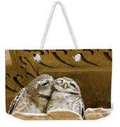 Spotted Owlets Weekender Tote Bag