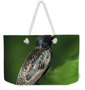 Spotted Starling Weekender Tote Bag