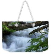 Sprague Creek Glacier National Park Weekender Tote Bag