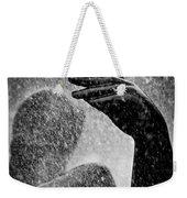 Spray Weekender Tote Bag
