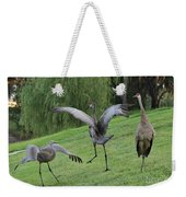 Spread Your Wings Weekender Tote Bag