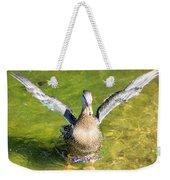 Spread Your Wings Weekender Tote Bag