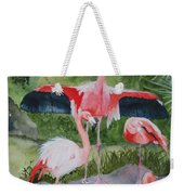 Spreading My Wings Weekender Tote Bag