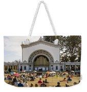 Spreckels Organ Pavilion Concert - San Diego Weekender Tote Bag