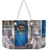 Spring - Door -  A Bit Of Blue  Weekender Tote Bag