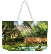 Spring - Garden - The Pool Of Hopes Weekender Tote Bag