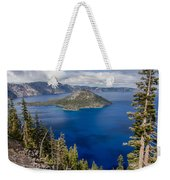 Spring Afternoon From Discovery Point Weekender Tote Bag
