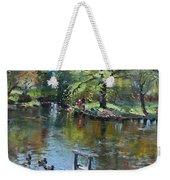 Spring Again Weekender Tote Bag