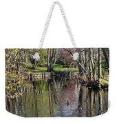 Spring Arrives Weekender Tote Bag