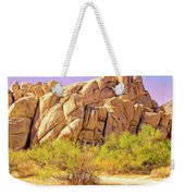Spring At Joshua Tree Weekender Tote Bag