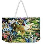 Spring At Last Weekender Tote Bag