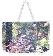 Spring At Maymont Weekender Tote Bag