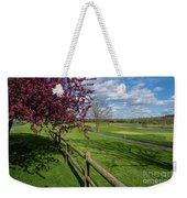 Spring At Rivercut Weekender Tote Bag