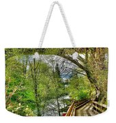Spring At The Falls Weekender Tote Bag