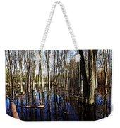 Spring At The Pond Weekender Tote Bag