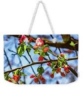 Spring Awakening 3 - Paint Weekender Tote Bag