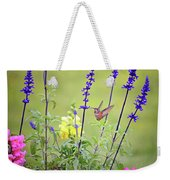 Spring Beauties In The Garden Weekender Tote Bag