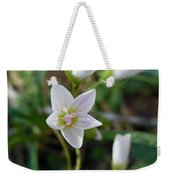 Spring Beauties Weekender Tote Bag