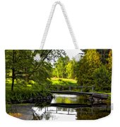 Spring Becomes The Summer Weekender Tote Bag