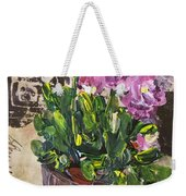 Spring Bliss Weekender Tote Bag