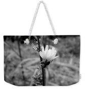 Monochrome Flower Series - Spring Bloom Weekender Tote Bag