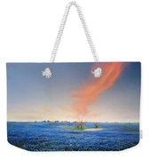 Spring Bluebonnets In Texas Weekender Tote Bag