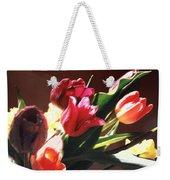 Spring Bouquet Weekender Tote Bag by Steve Karol
