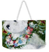 Spring Breezes Weekender Tote Bag